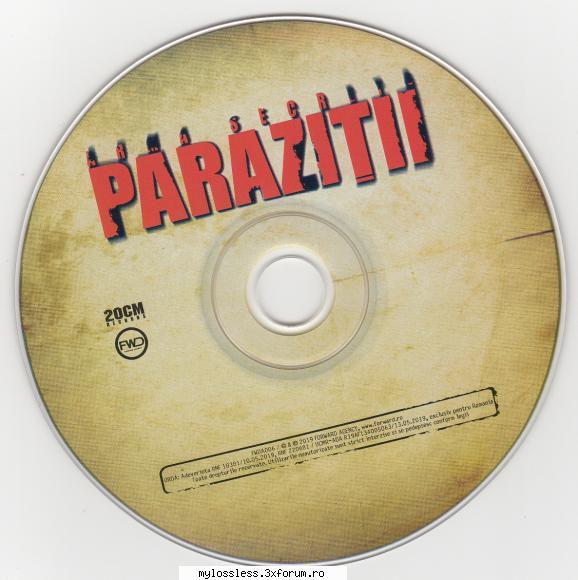 parazitii flac
